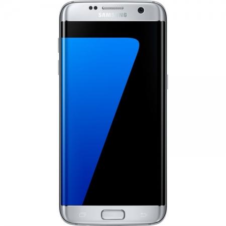 Samsung Galaxy S7 Edge - 5.5'', Octa-Core, 4GB RAM, 32GB, 4G - Argintiu G935F