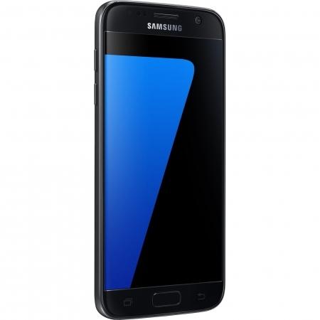 Samsung Galaxy S7 G930FD - 5.1'', Dual Sim, Octa-Core, 4 GB RAM, 32GB, 4G - Negru