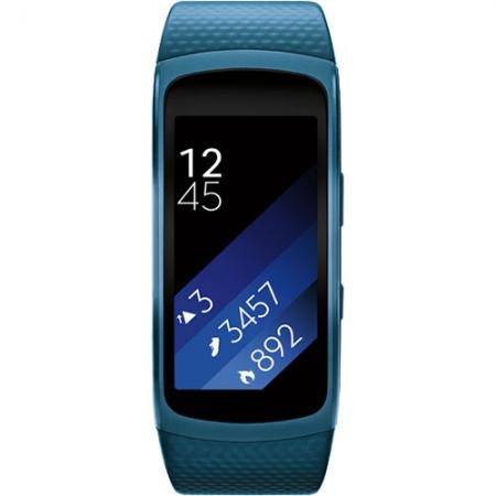 Samsung Gear Fit 2 - Smartwatch, Albastru