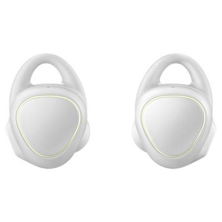 Samsung Gear IconX - Casti Fitness Wireless pentru monitorizare, Alb