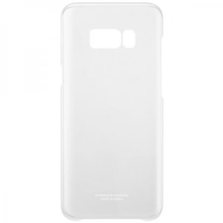 Samsung Husa Capac Spate pentru Samsung Galaxy S8, Argintiu