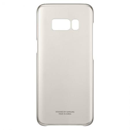 Samsung Husa Capac Spate pentru Samsung Galaxy S8, Auriu