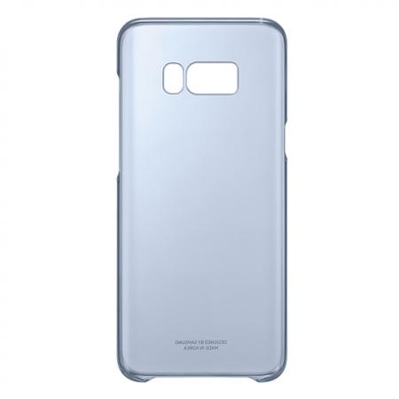 Samsung Husa Capac Spate pentru Samsung Galaxy S8 Plus, Albastru
