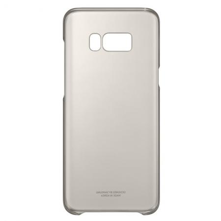 Samsung Husa Capac Spate pentru Samsung Galaxy S8 Plus, Auriu