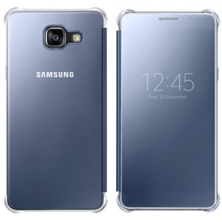 Samsung - Husa Clear View Cover pentru Galaxy A5 (2016)