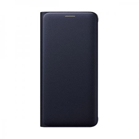 Samsung - Husa Flip Wallet Samsung Galaxy S6 Edge Plus G928 - negru