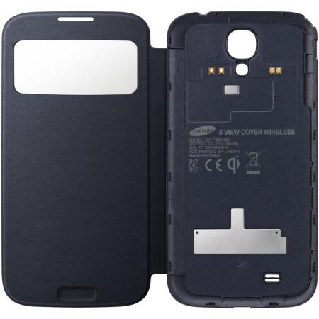 Samsung Husa protectie tip Book EF-TI950 pentru i9505 Galaxy S4 - negru