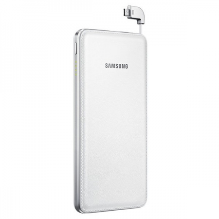 Samsung Incarcator portabil universal, 9500 mAh, Alb