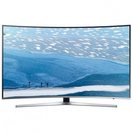 Samsung 43KU6672 - Televizor LED Curbat Smart, 108 cm, 4K Ultra HD