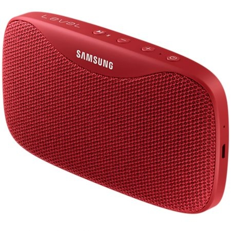 Samsung Level Box Slim - Boxa portabila - rosu