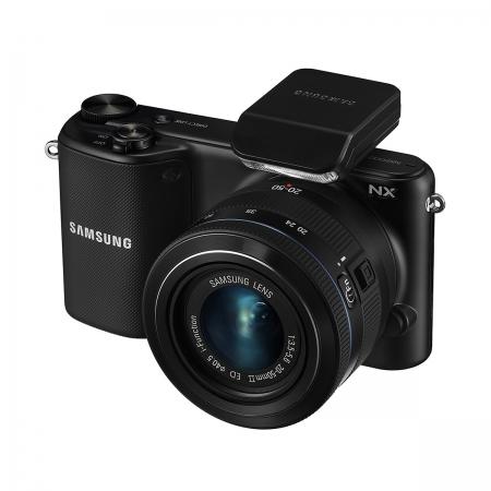Samsung NX2000 negru kit 20-50mm f/3.5-5.6