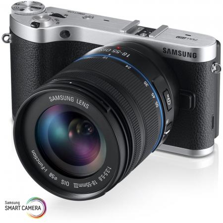 Samsung NX300 negru kit 18-55mm f/3.5-5.6 OIS
