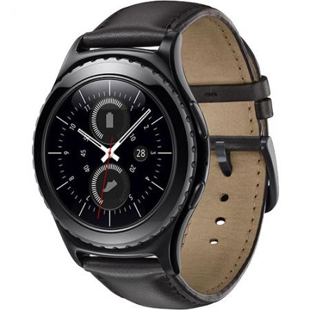 Samsung Gear S2 R732 Classic  - smartwatch negru