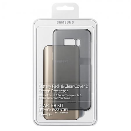 Samsung Starter Kit - Pachet accesorii pentru Galaxy S8 Plus (G955)
