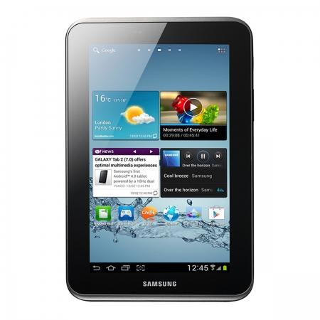 Samsung Galaxy Tab2 P3110 Titanium Silver - tableta 7'', 16GB, Wi-Fi