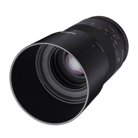 Samyang 100mm f/2.8 Macro 1:1 - montura Canon