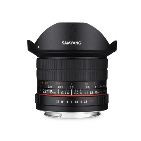 Samyang 12mm F2.8 ED AS NCS Fisheye Micro 4/3