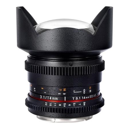 Samyang 14mm T3.1 Nikon VDSLR II