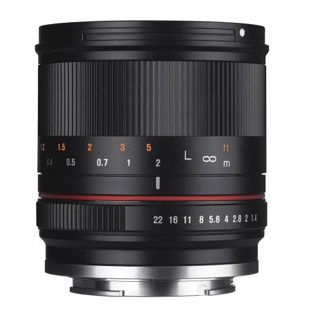 Samyang 21mm f/1.4 Sony E negru