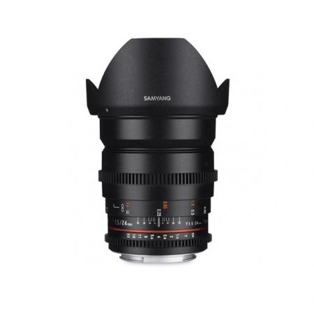 Samyang 24mm T1.5 VDSLR ED AS IF UMC II - Fujifilm X
