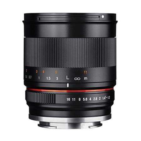 Samyang 35mm F1.2 Canon M