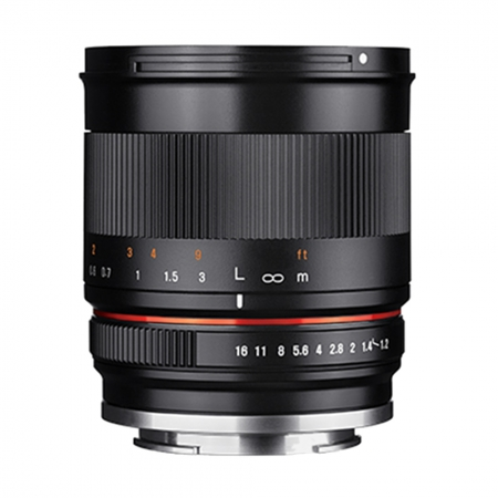 Samyang 35mm F1.2 Fuji X