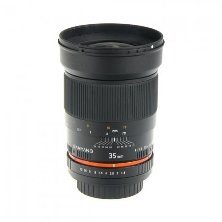 Samyang 35mm F1.4 Sony E - RS125013827