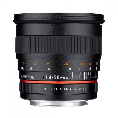 Samyang 50mm f/1.4 AS UMC Sony A