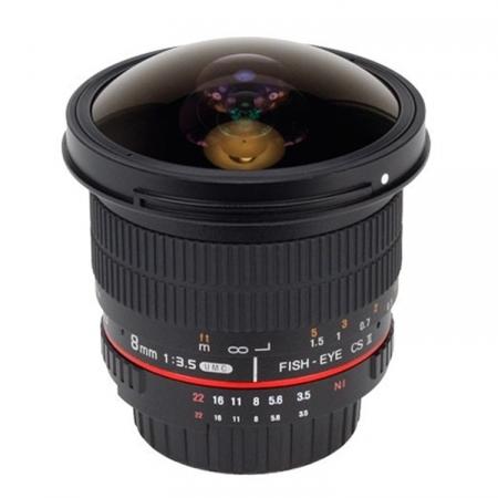 Samyang 8mm F3.5 Nikon AE CSII RS125020786