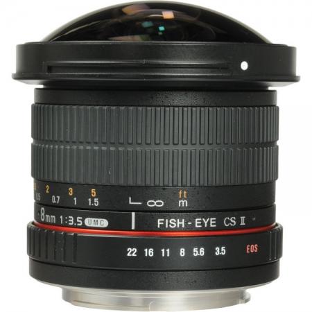 Samyang 8mm F3.5 Sony E HD