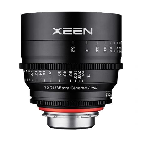Samyang XEEN 135mm T2.2 FF CINE - Canon