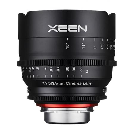 Samyang XEEN 24mm T1.5 CINE - MFT