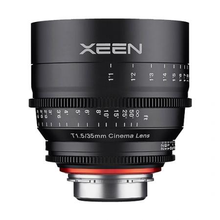 Samyang XEEN 35mm T1.5 FF CINE - Canon