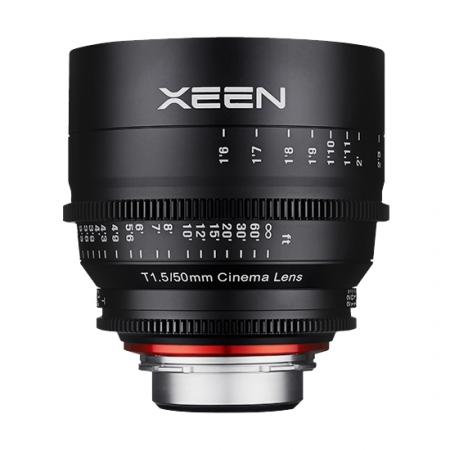 Samyang XEEN 50mm T1.5 FF CINE - Canon