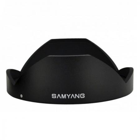 Samyang parasolar pentru 8mm F3.5 II & T3,8 II