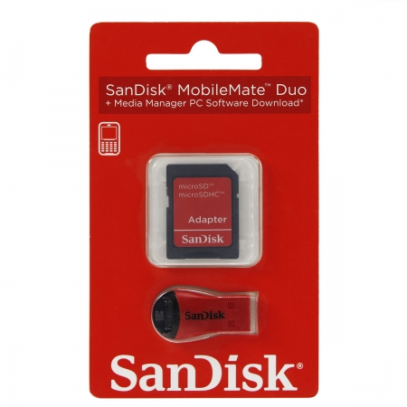 SanDisk SDDR-121 - cititor de carduri microSD