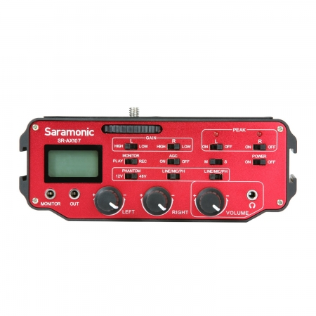 Saramonic SR-AX107 Audio Adapter