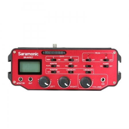 Saramonic SR-AX107 Audio Adapter RS125019355