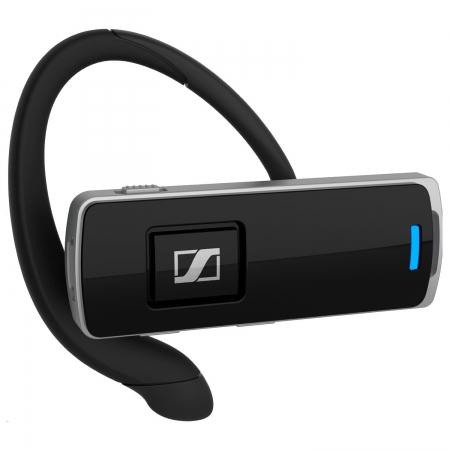 Sennheiser EZX 80  2 in 1 - Casca Bluetooth - Negru