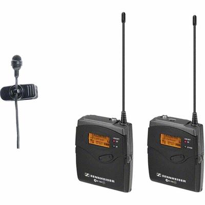 Sennheiser ew 122-p G3 - Kit Wireless cu lavaliera cardioid