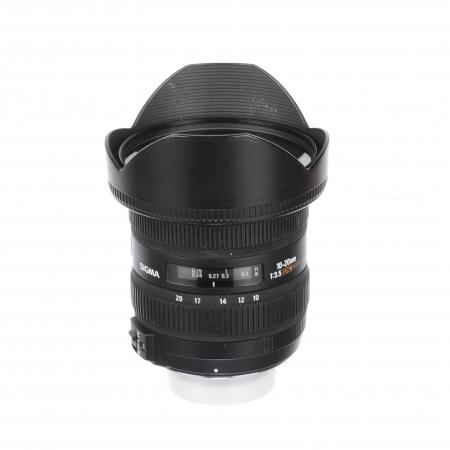 Sigma 10-20 F3.5 pentru Nikon SH6707-5