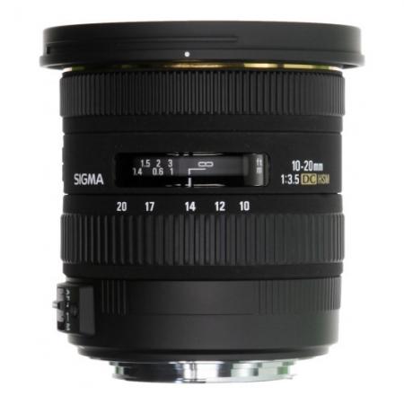 Sigma 10-20mm f/3.5 EX DC HSM - Nikon AF-S DX