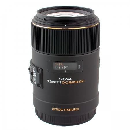 Sigma 105mm f/2.8 Macro 1:1 EX DG OS Canon - RS1043556
