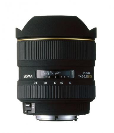 Sigma 12-24mm f/4.5-5.6 EX DG Sony - RS10107494
