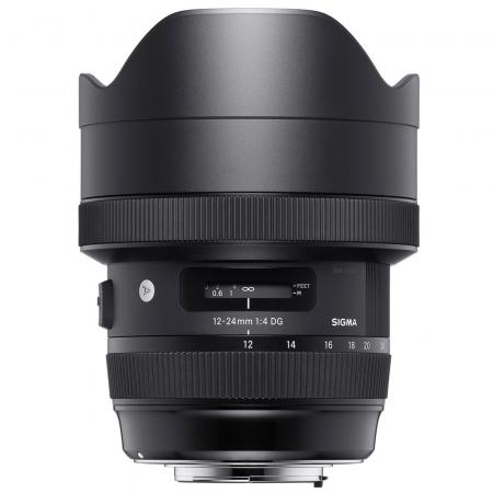 Sigma 12-24mm f/4 DG HSM Art - Nikon FX