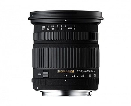 Sigma 17-70mm f/2.8-4.5 DC Macro Pentax RS65809927