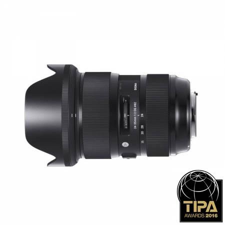 Sigma 24-35mm f/2.0 DG HSM [A] - montura Nikon