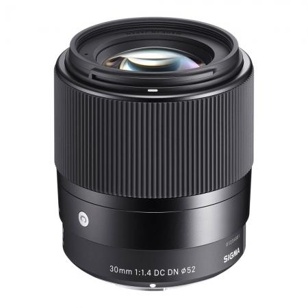 Sigma 30mm F1.4 E-mount black [C] RS125025767