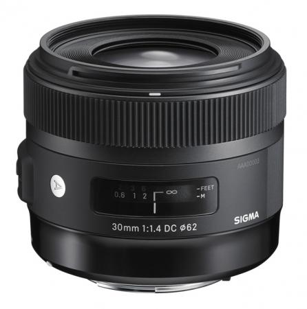 Sigma 30mm f/1.4 EX-DC HSM Pentax [A]