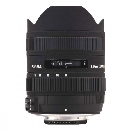 Sigma 8-16mm f/4.5-5.6 DC HSM Pentax - RS49509551